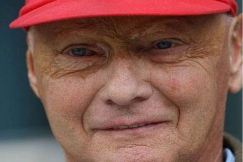 Niki Lauda sieht Sebastian Vettel auf einem steilen Weg an die Formel-1-Spitze