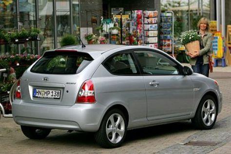Preise Hyundai Accent