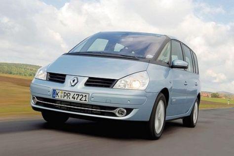 Test Renault Espace 2.0 dCi FAP