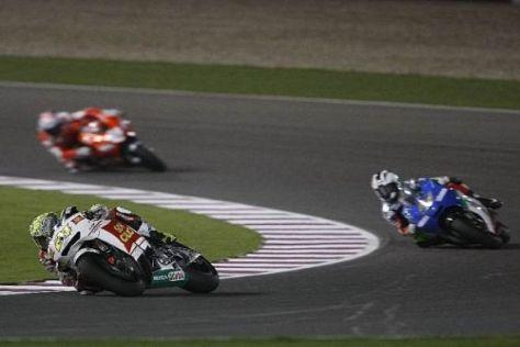 Den MotoGP-Piloten steht vielleicht bald wieder mehr Trainingszeit zur Verfügung