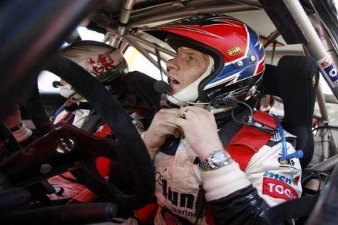 Petter Solberg: Um Platz drei will er mindestens mitkämpfen können