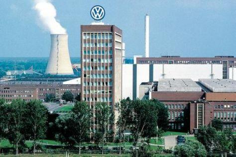 Verhandlungen bei Volkswagen