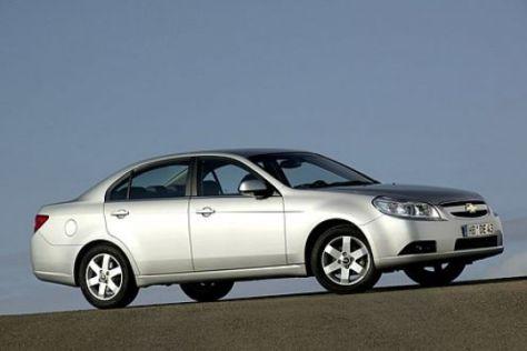 Test Chevrolet Epica 2.0 LS