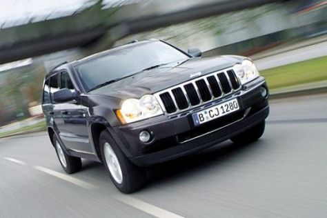 Test Jeep Grand Cherokee 4.7