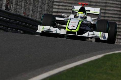 Jenson Button und Rubens Barrichello wollen in Bahrain wieder kräftig punkten