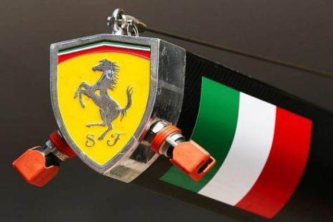 Um Ferrari ist es derzeit nicht sonderlich gut bestellt, wie David Coulthard meint...