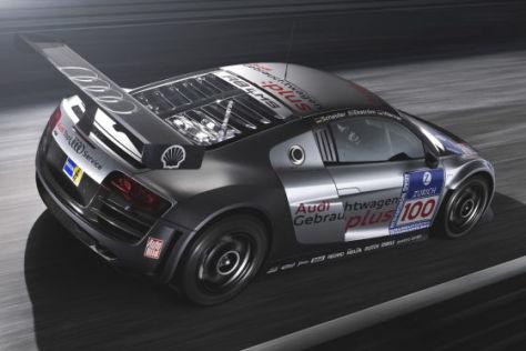 24-Stunden-Nürburgring 2009, Audi R8 LMS