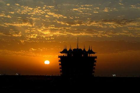 Die Architektur der Anlage in Bahrain ist stark an der arabischen Kultur orientiert