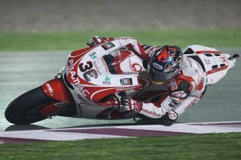 Mika Kallio erwischte in Doha mit Platz sieben einen feinen Saisonauftakt
