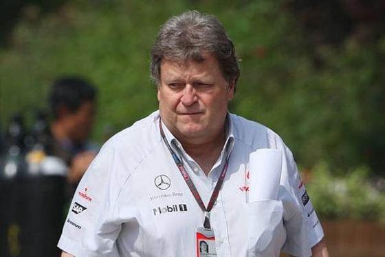 Formel 1 2009, Norbert Haug McLaren Mercedes