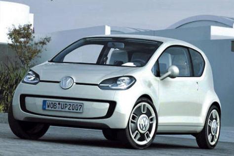 Volkswagen VW Up! wird in Bratislava gebaut.
