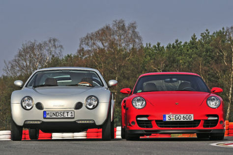 Porsche 911 Turbo Mindset