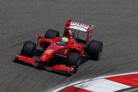Felipe Massa will an seine Bahrain.Erfolg von 2007 und 2008 anknüpfen