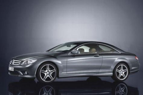 Mercedes-Benz CL 500 Sondermodell '100 Jahre Markenzeichen'