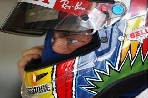 Alexander Wurz soll angeblich auf der Wunschliste von Renault weit oben stehen