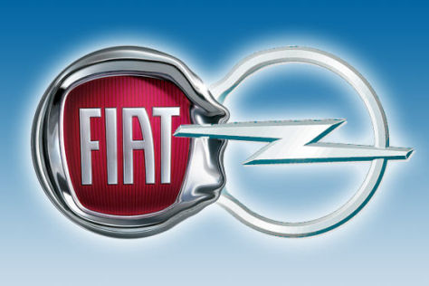Fiat saugt Opel ein