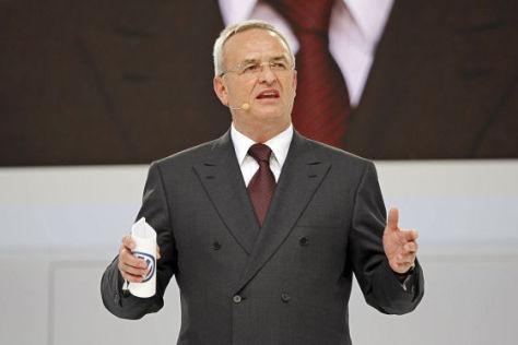 VW-Hauptversammung in Hamburg