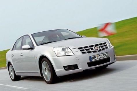 Test Cadillac BLS 1.9 D