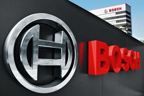 Bosch erwartet rote Zahlen