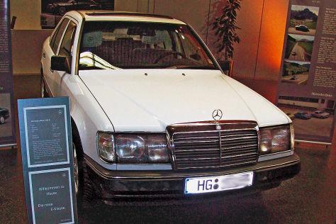 Mercedes Benz 200 D (1987)