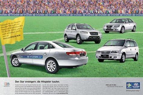 FIFA-Shuttles von Hyundai bei autobild.de
