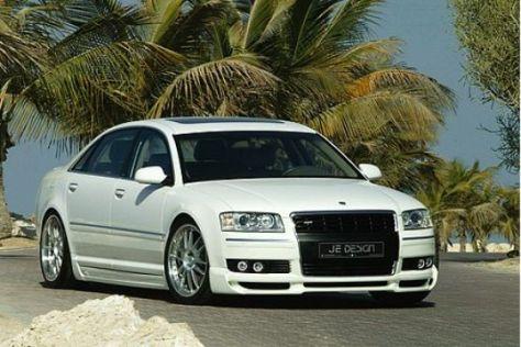 Audi A8 Kompressor von JE Design