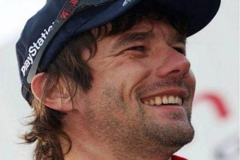Sébastien Loeb hat in Argentinien gleich mit einer Bestzeit angefangen