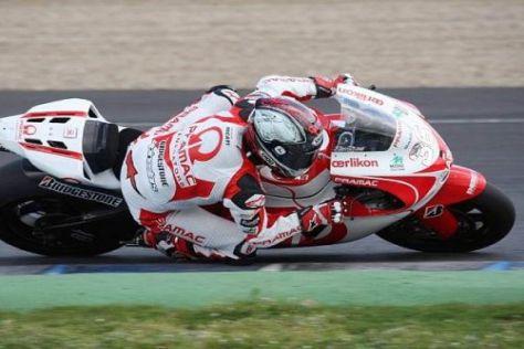 Mika Kallio flog im ersten Freien Training der MotoGP in Motegi unsanft ab