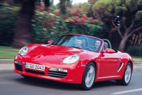 Porsche Boxster/ Boxster S