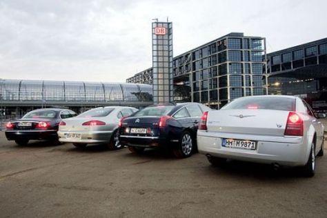 Test Diesel-Limousinen