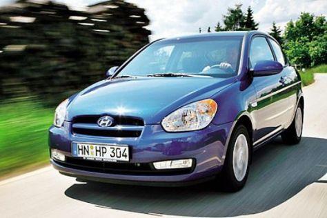 Test Hyundai Accent GLS 1.5 CRDI