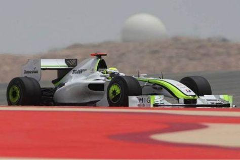 Jenson Button erwartet nicht, dass er spielend die Pole Position herausfährt