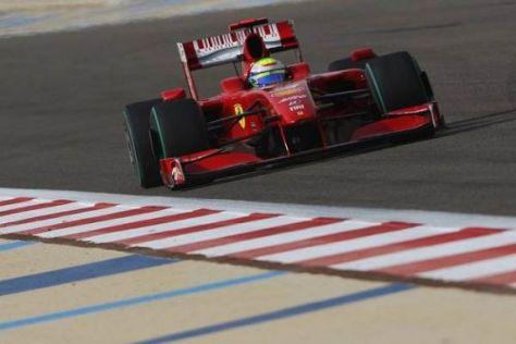 Felipe Massa hofft, dass er weiter mit KERS fahren kann