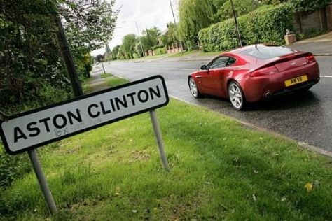 Reportage Aston Martin