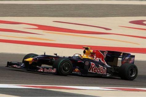 Sebastian Vettel hat erneut gute Karten auf den Sieg