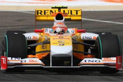 Etwas besser lief es ja für Nelson Piquet, aber noch nicht gut genug