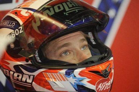 Bremsprobleme: Casey Stoner war in Motegi kein Kandidat auf den Rennsieg