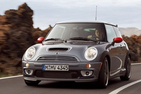 Mini Cooper S mit Works GP Kit