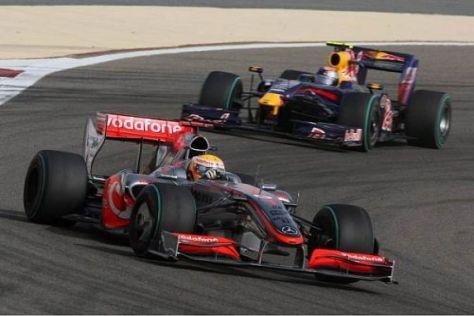 Lewis Hamilton fuhr ein starkes Rennen und wurde schlussendlich Vierter