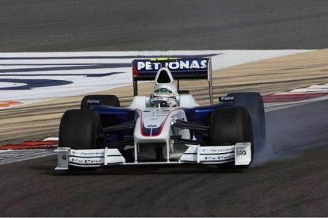 Für das BMW Sauber F1 Team läuft es derzeit nicht nach Wunsch