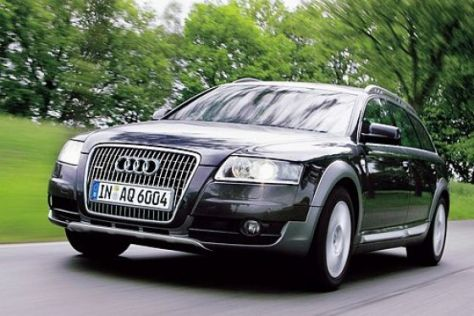 Test Audi A6 allroad quattro 3.0 TDI