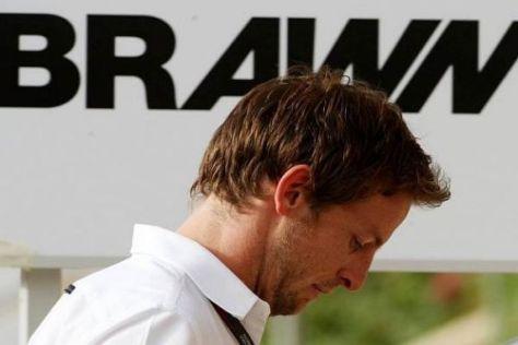 Kann Jenson Button auch ab Barcelona an der Spitze weiterfahren?
