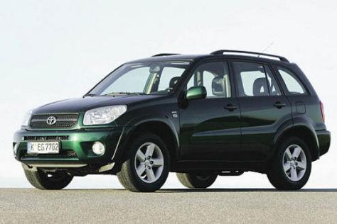 Test Toyota RAV4 2.0 VVT-i