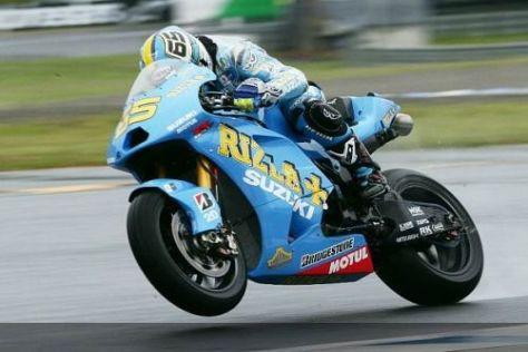 Loris Capirossi will in Jerez an die guten Ergebnisse der Tests anknüpfen
