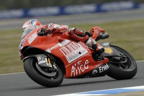 Casey Stoner hofft, dass er in Jerez von den guten Wintertests profitieren kann