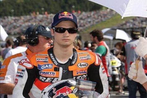Dani Pedrosa fiebert Jerez entgegen, auch wenn noch nicht alles passt