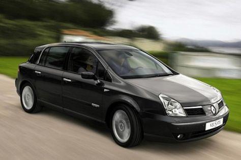 Neue Motoren für Renault Vel Satis