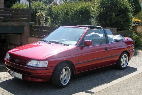 Ford Escort Cabrio XR 3i (1992)