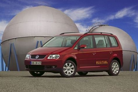 VW Touran EcoFuel