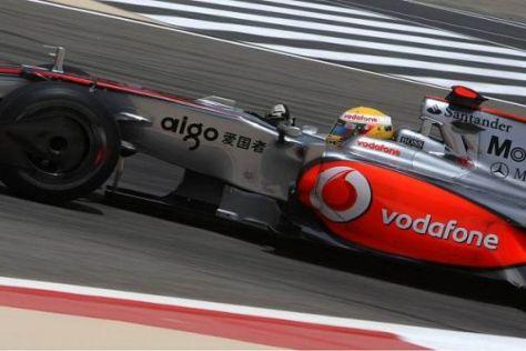 Lewis Hamilton hofft in Barcelona auf eine deutliche Verbesserung